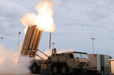 U.S. awards $3.9 billion contract to produce upper tier BMD for UAE
