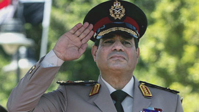 Report: Egypt's Sisi breaks precedent, allows intel ties with Israel