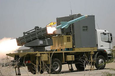 Israel reports flow of Iranian, Russian missile guidance system kits