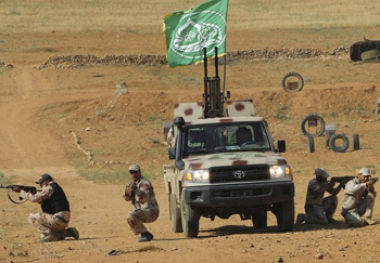 'Mainstream' rebels in Syria require 'urgent foreign assistance'
