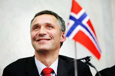 NATO chief is anti-war activist with record of appeasing Russia