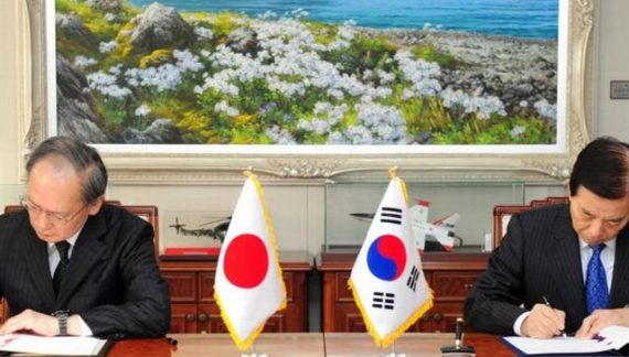 Japan-ROK intelligence sharing deal welcomed by Washington, slammed by China