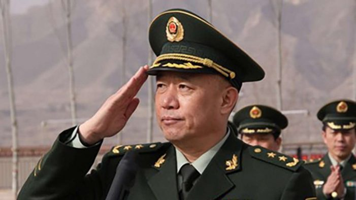 Powerful active duty general is latest target of Xi's ruthless purge