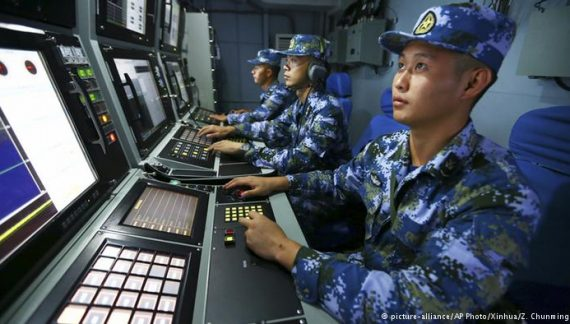 IISS: China's military technology now challenges presumed Western dominance