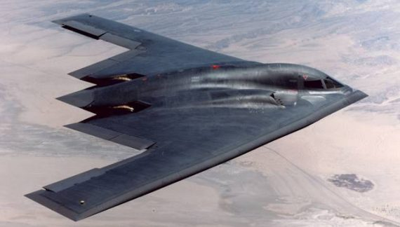 U.S. gained critical intel from B-2 bombers' strike on ISIS in Libya