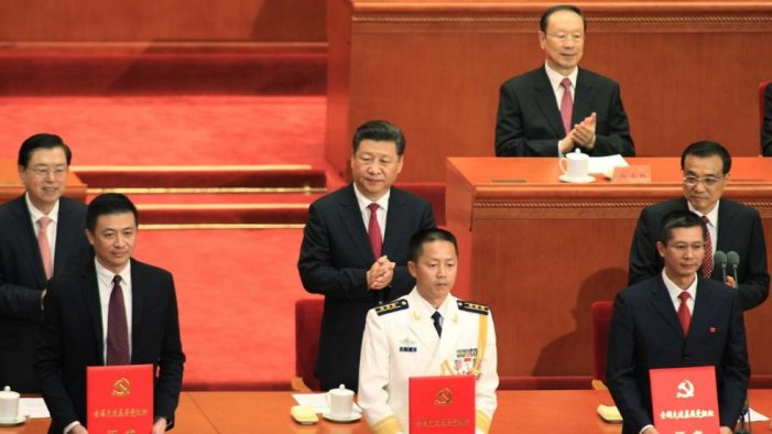 North Korea? Xi Jinping's top priority is the 19th National Congress of the CCP