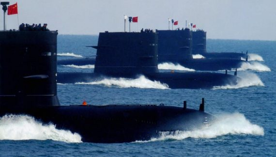 Pentagon report reverses earlier assessments of China's power projections plans