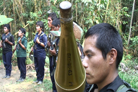 Chinese national sold shoulder-held anti-aircraft weapons to Maoist Shining Path terrorists