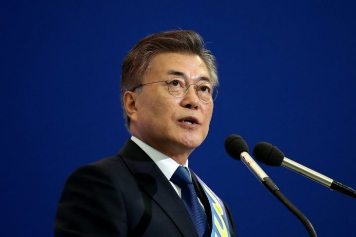 Pyongyang rewards Seoul's leftist leader by trying to isolate, humiliate and ignore him