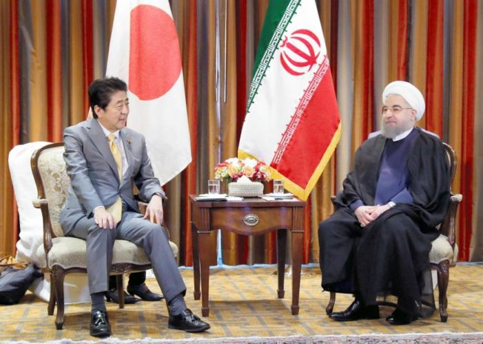 Japan PM: Dialogue with N. Korea is over, time for total blockade
