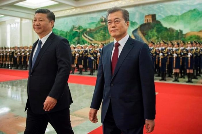 Moon's trip to China clouded by snubs, literal bashing of S. Korean press