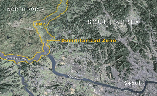 Another North Korean soldier violates unification diplomacy by defecting to South