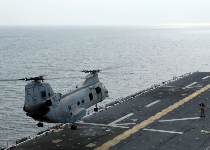 Turkey to buy Landing Helicopter Assault (LHA) ships from China