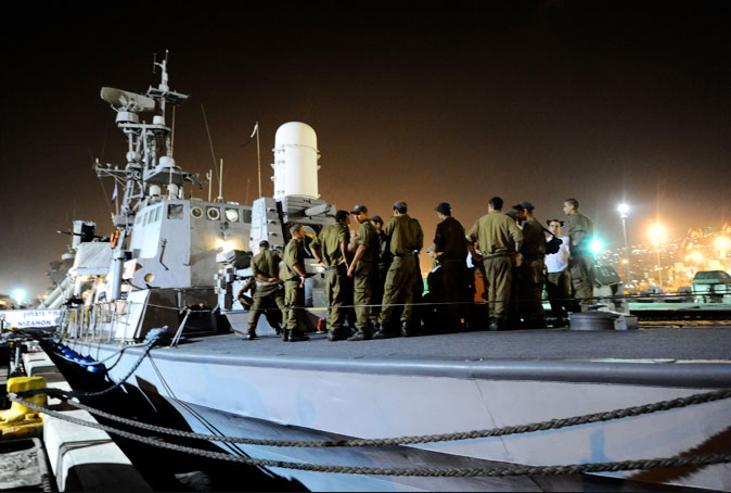 Israeli Navy orders USVs for maritime security operations