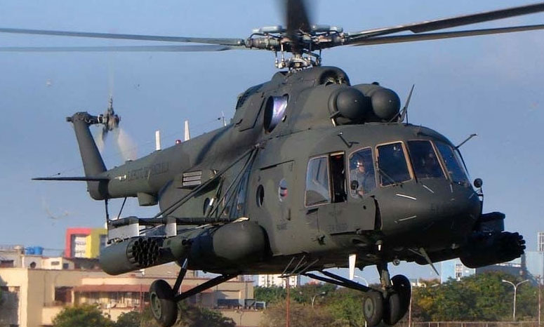 Pentagon buys M-17 Russian military helicopters for Afghan Army