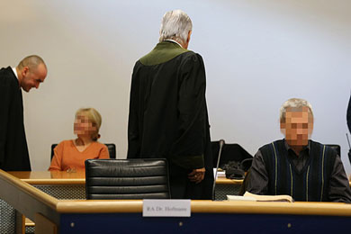 Sleeper agents planted during Cold War are sentenced in Germany