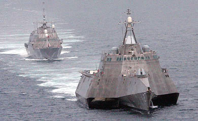 U.S. Navy in the Gulf concerned about 'significant threats from Iran'