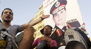 U.S. analyst takes close look at Gen. Sisi's 'radical' political agenda