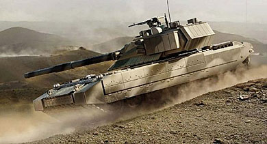 Moscow: Unmanned tank could counter 'existing NATO counterparts'