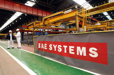 U.S. awards BAE Systems $94 million contract for Egypt radar units