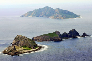 Japan's move to name hundreds of offshore islands frustrates China