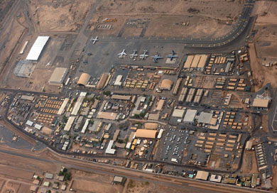 U.S. expands base in Djibouti to accommodate UAVs, 1,000 troops