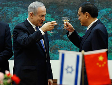 Israel's growing China ties seen eroding strategic bond with U.S.