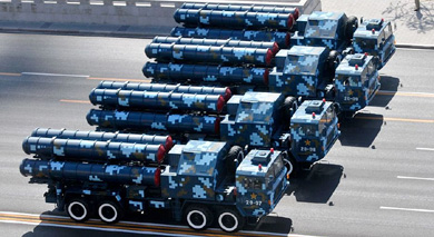 Pressed by its NATO allies, Turkey may back out of China missile deal