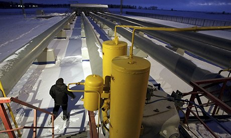 Ukraine settles energy dispute with Moscow days before EU deals