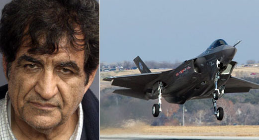 U.S. Attorney charges agent for Iran sought to smuggle data on F-35