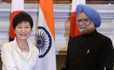 Suddenly, Japan and most of East Asia are currying favor with India