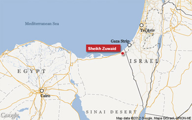 Egypt delivers devastating blow to Al Qaida stronghold in Sinai