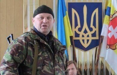 Unidentified forces kill Ukrainian nationalist Moscow called terrorist