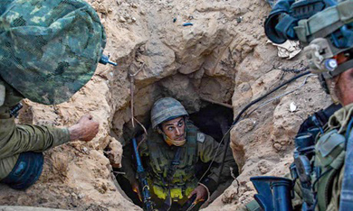 Israel's military fast-tracking development of tunnel-detection tech