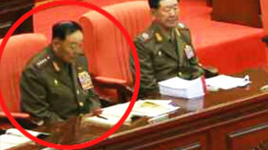 Report: North Korea's execution of defense minister confirmed