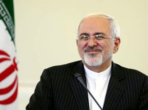 TEHRAN, IRAN - AUGUST 23: Iranian Foreign Minister Mohammad Javad Zarif is seen during a joint press conference with British Foreign Minister Philip Hammond  <p>This content is restricted to site members.  If you are an existing user, please log in.  New users may register below.</p> <div id=