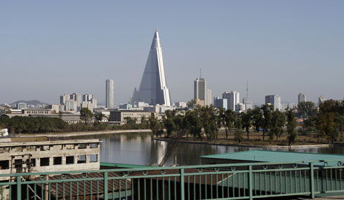 Private finance now tolerated and rapidly expanding in North Korea