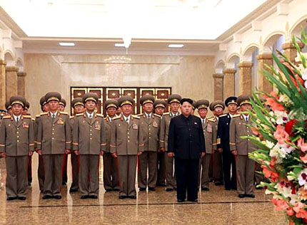 N. Korea shrouded in deepening isolation on its 70th anniversary