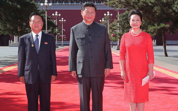 Once No. 2, Choe said demoted weeks after meeting China's Xi