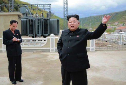 New face emerges in Kim's entourage after 4-year reign of terror