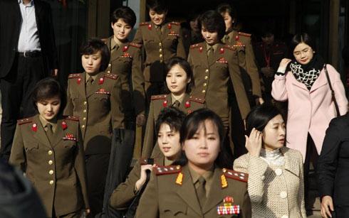 North Korea-China ties further strained following girl band fiasco