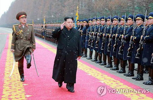 UN sanctions seen increasing tensions within North Korean military