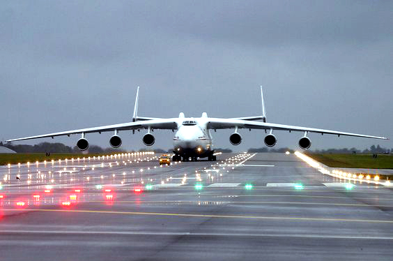 China to expand 'strategic' reach with fleet of world's largest cargo jets