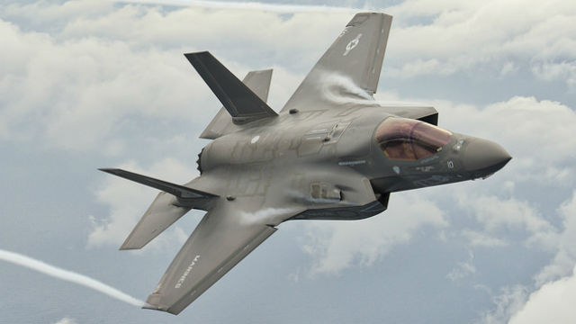 F-35 finally gets its first mission, but watchdog calls 'combat ready' report a PR 'stunt'