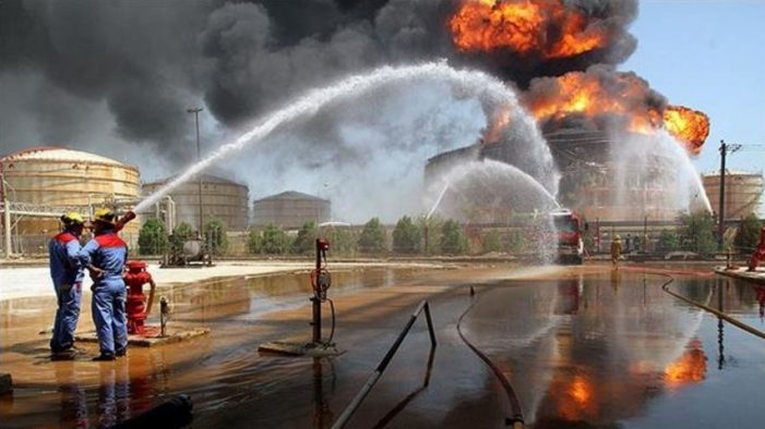 Hit by internal insurgencies, Iran now battles explosions at energy sites