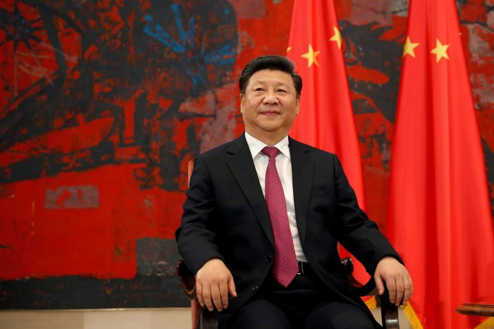 Xi Jinping breaks free of reforms by Deng Xiaoping with 'core' leader power grab