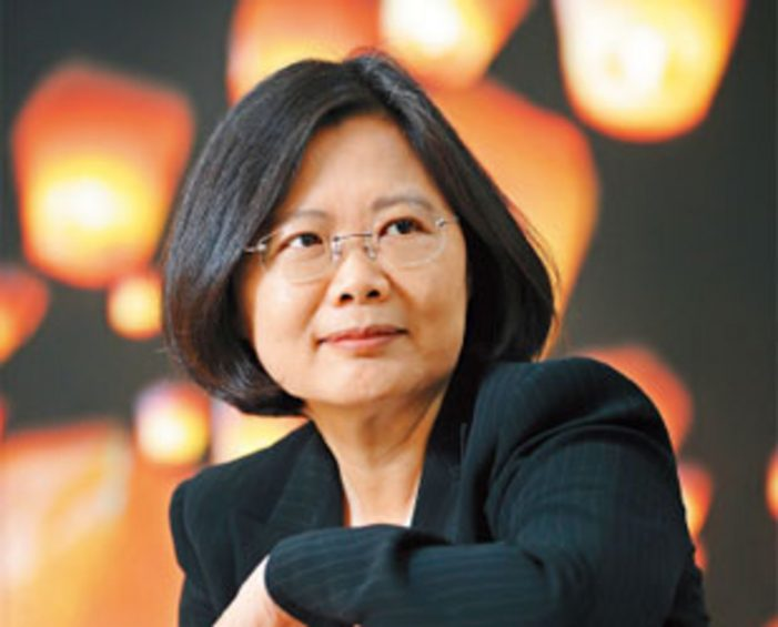 Tsai Ing-wen: China conducts tourism war on Taiwan and its first female president