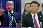 U.S. President-elect Donald Trump and Chinese President Xi Jinping
