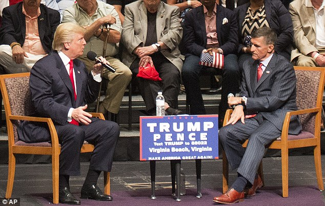 Lt. Gen. Michael Flynn: Trump offers top security post to fierce Obama critic