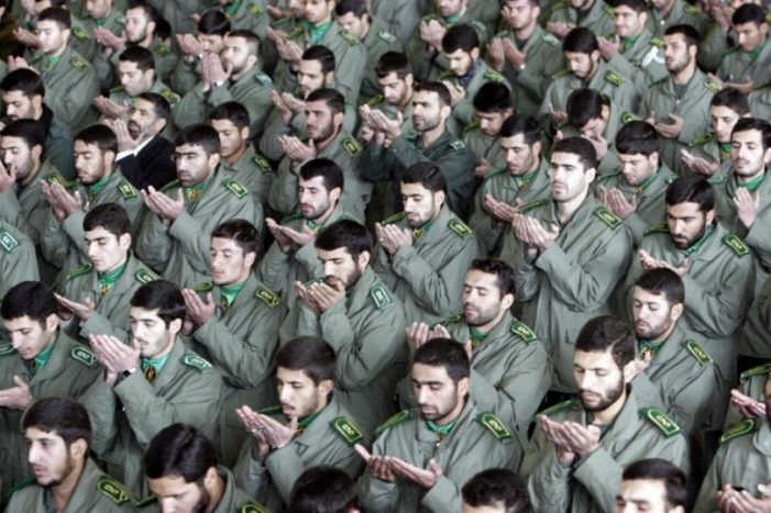 IRGC commander, in Farsi-only broadcast, says elite fighters will secretly enter U.S., Europe